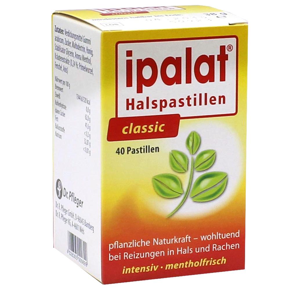 Impalat Halspastilen